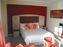 Cresta Court bedroom