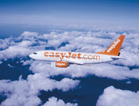 Low cost airline easyJet