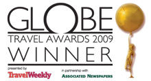 Globe Awards logo