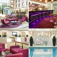 Heathrow Novotel hotel