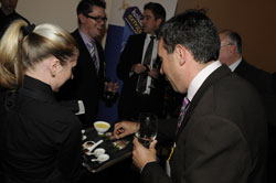 Guests experience the hospitality at The Hempel