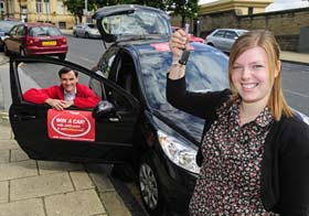 Travel Agent Wins Jet2.com Car