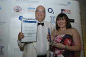 London City Airport receives award