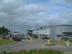Luton Airport goes green