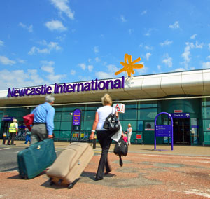 Jet2.com will be offering five new flight routes from Newcastle Airport