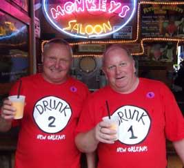 Pair of drunks
