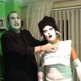 Halloween Vows