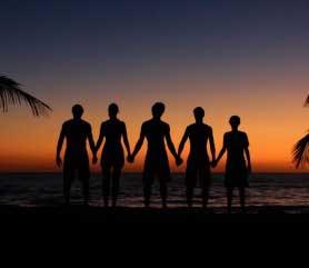 Jiquilillio Sunset Family