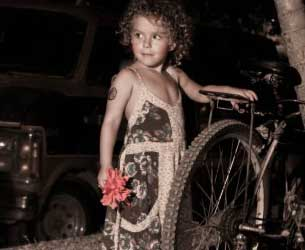 Little Girl Sayulita