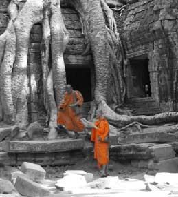 Monks Temple