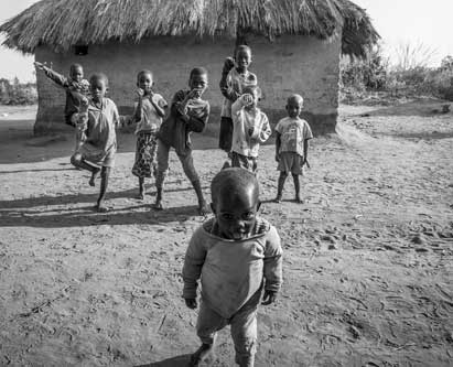 Zambian posers