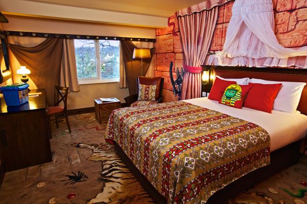 Adventure Premium Room at Legoland Resort Hotel