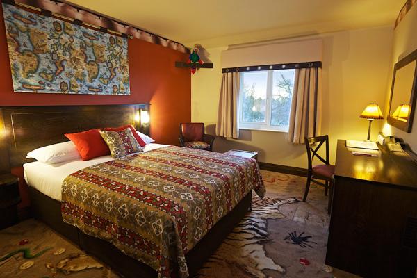 Adventure Themed Room at Legoland Resort Hotel