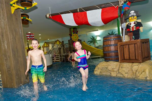 Pirate Splash Pool at Legoland Resort Hotel