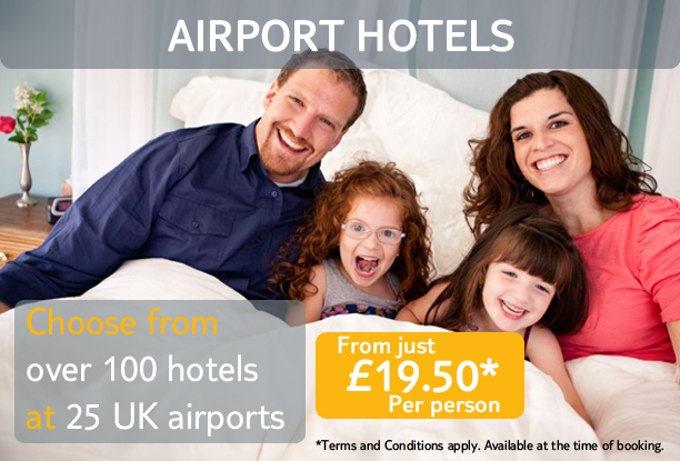 Airport Hotels and Parking