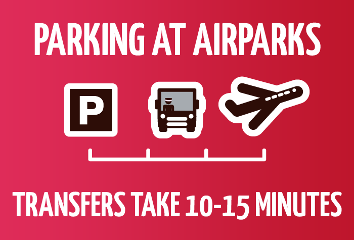 Airparks parking with Glasgow Airport Ramada Hotel