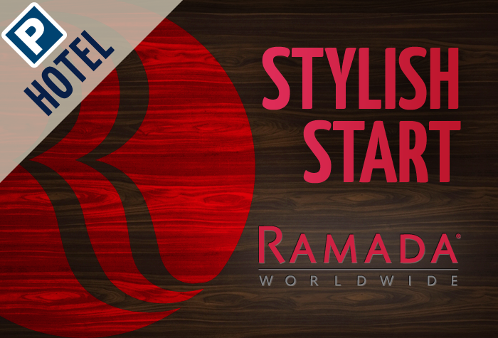 Stylish start at the Glasgow Airport Ramada Hotel