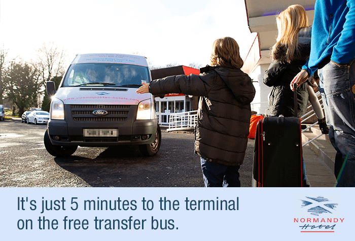 Transfers at the Normandy Hotel Glasgow Airport