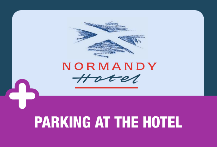 Normandy Hotel Glasgow Airport Logo